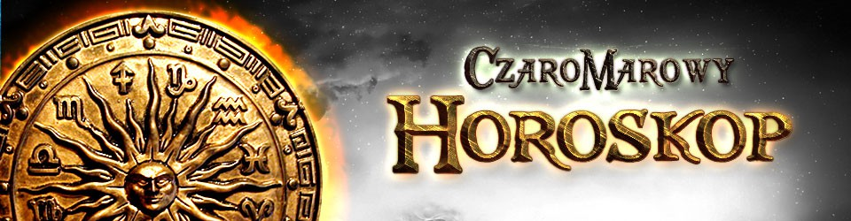 Profesjonalne przepowiednie astrologiczne: CzaroMarowy Horoskop miesięczny i tygodniowy. Zobacz >>