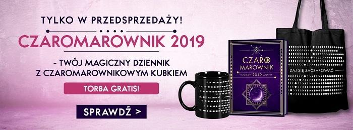CzaroMarownik 2019 w przedsprzedaży z gratisem