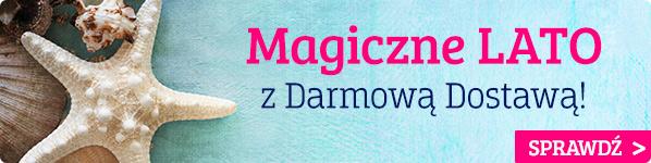 W CzaryMary.pl trwa Magiczne Lato z Darmową Dostawą