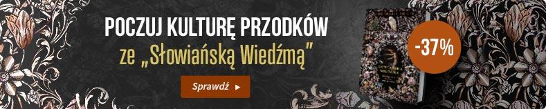 Sprawdź Słowiańską Wiedźmę w promocji na CzaryMary.pl >>